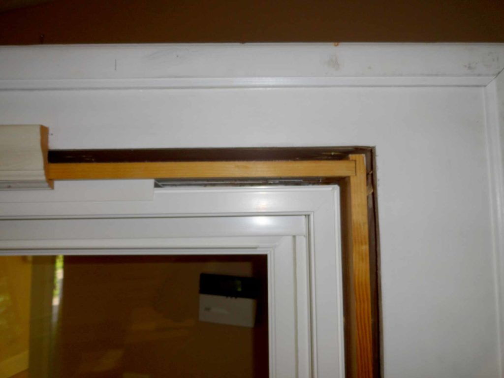 Pocket Replacement Frame Window